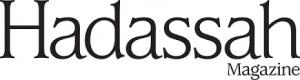 Hadassah Magazine Logo